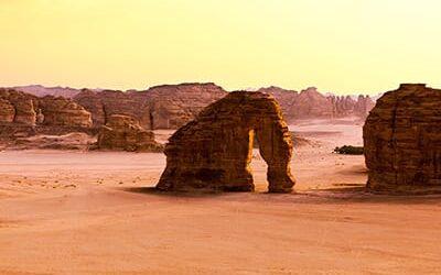Gran Tour Arabia Saudita - Tour Operator Arabia Saudita