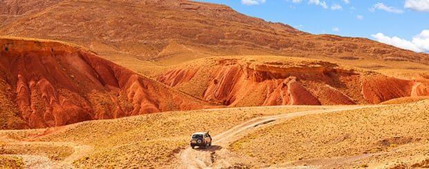 Marocco Tour 4x4 - Jeep Tour Marocco