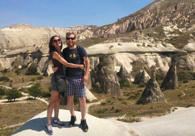 Racconto di Viaggio Turchia Farinelli