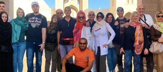 Racconto di Viaggio Oman Nuzzo