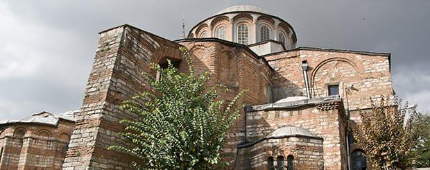 Chiesa San Salvatore in Chora Istanbul