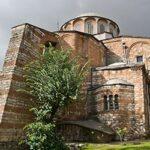 blog turchia guida di viaggio - la chiesa di San Salvatore in Choradi Istanbul