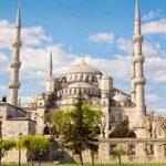 blog turchia guida di viaggio - la moschea di Solimano di Istanbul