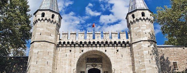 Topkapi - Palazzo Topkapi Istanbul