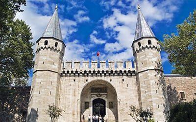 blog turchia guida di viaggio - Palazzo Topkapi di Istanbul
