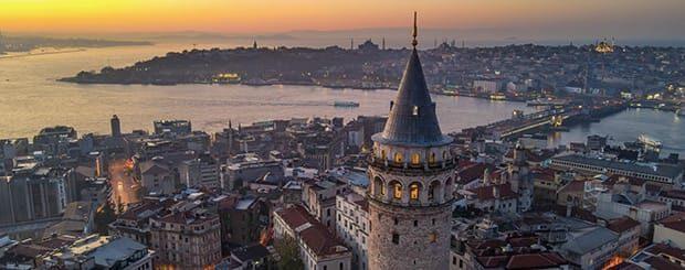 Torre di Galata Istanbul