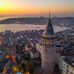 blog turchia guida di viaggio - La torre di Galata di Istanbul
