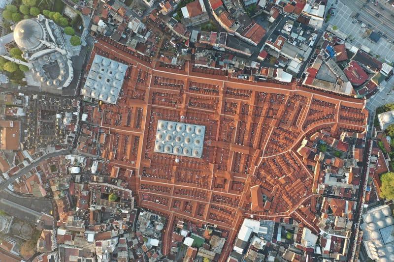 Grand bazaar d'istanbul
