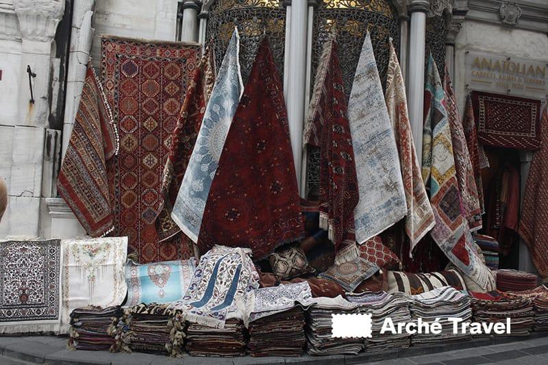 tappeti grande bazar d'istanbul