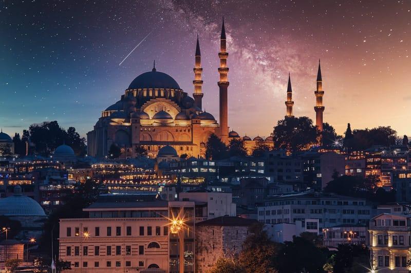moschea solimano I