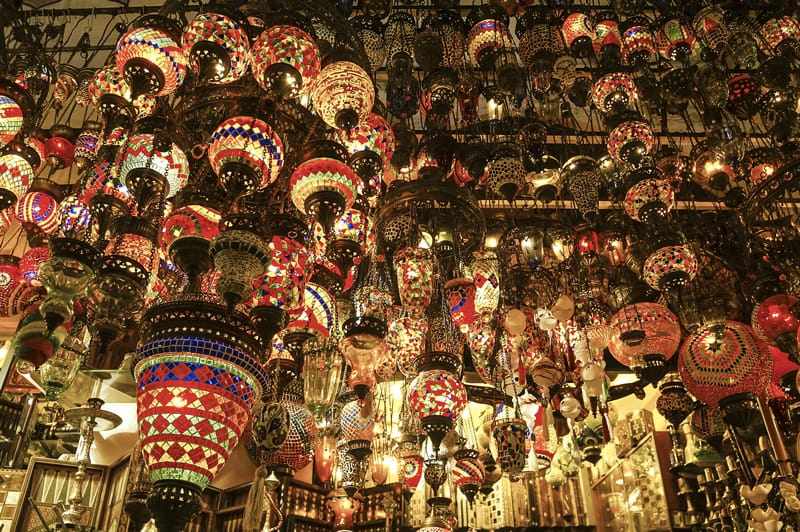Gran bazar istanbul interno