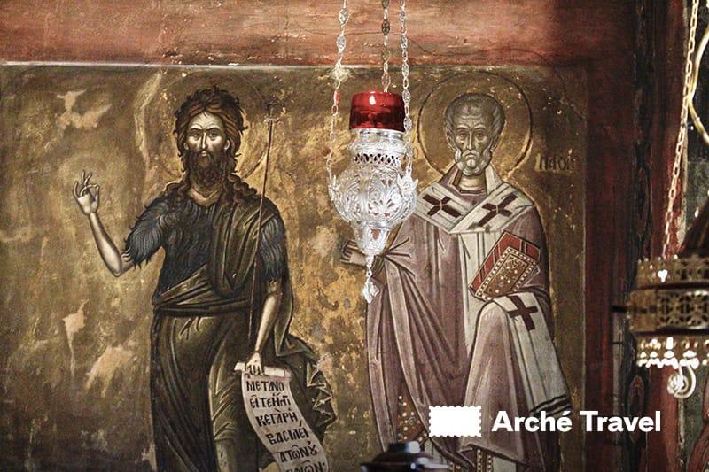 Fondazione Monasteri delle Meteore Grecia storia