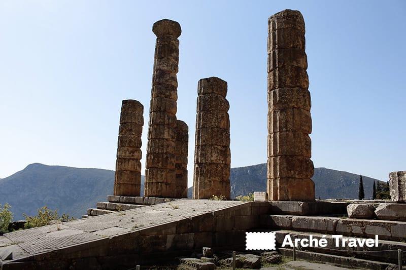 Delfi Santuario di Apollo