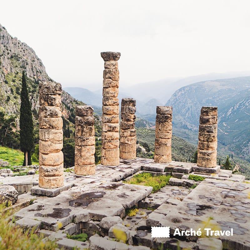 Oracolo di Delfi Grecia