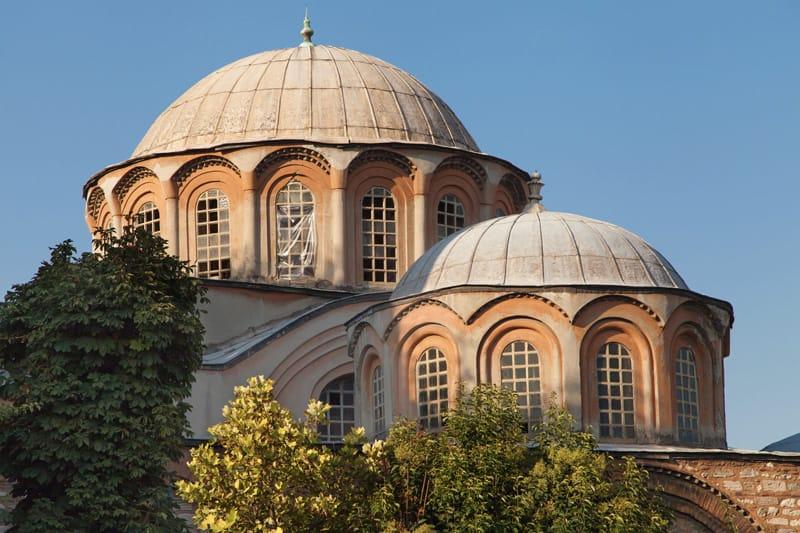 cupola navata centrale