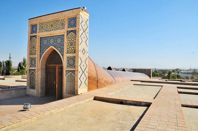 osservatorio di Ulugh Beg