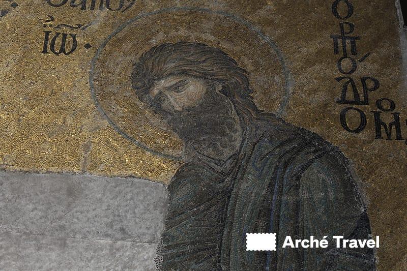 arte mosaica bizantina