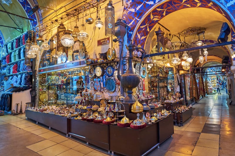 negozi bazar istanbul
