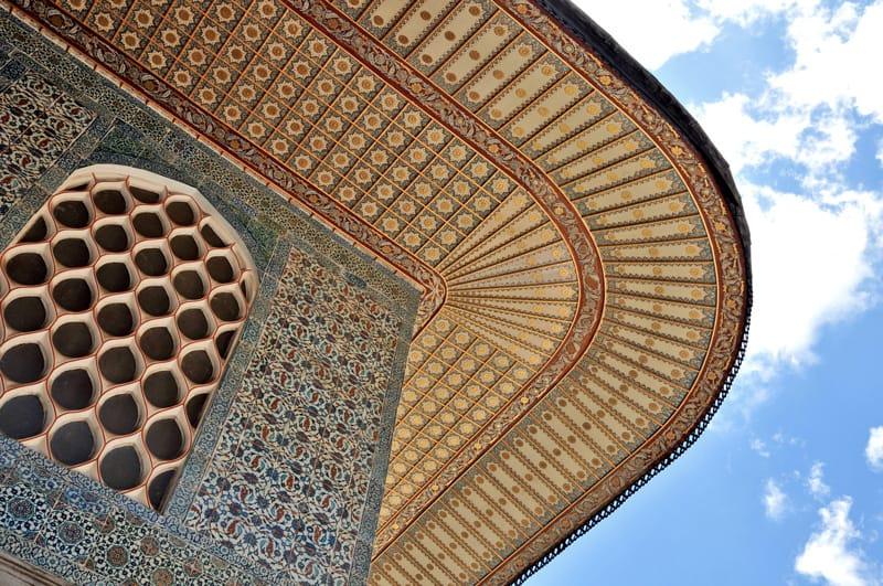 parapetto ottomano