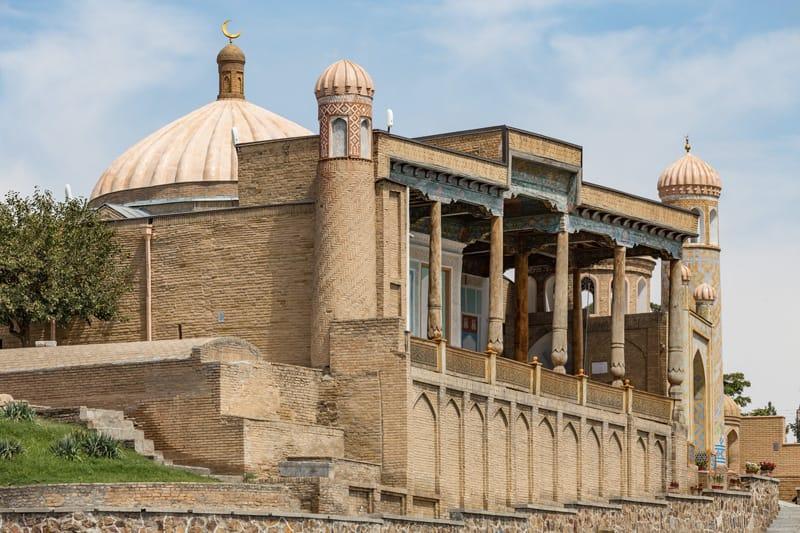 Moschea di Hazrat-Hizr