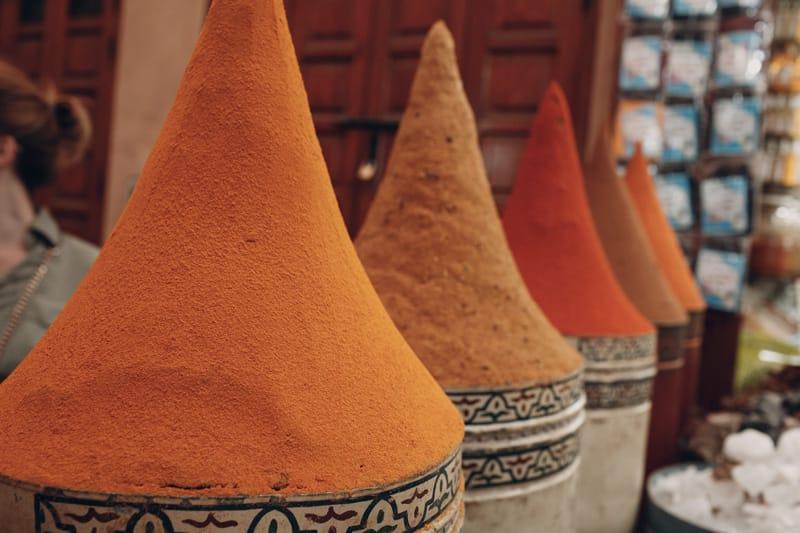 spezie gran bazar Istanbul