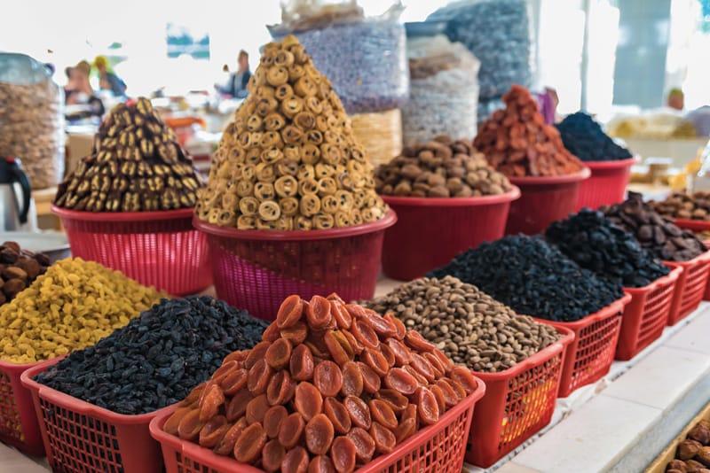 Bazar Siyob - Cosa Fare e Vedere a Samarcanda
