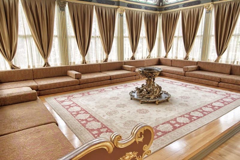 sala del divano topkapi