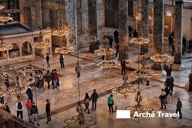 pavimentazione Agia Sofia