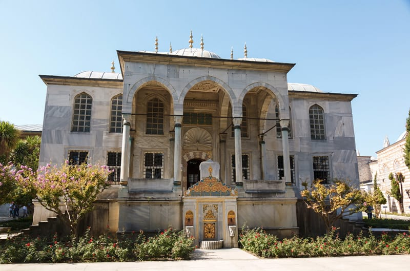libreria sultano Ahmed III