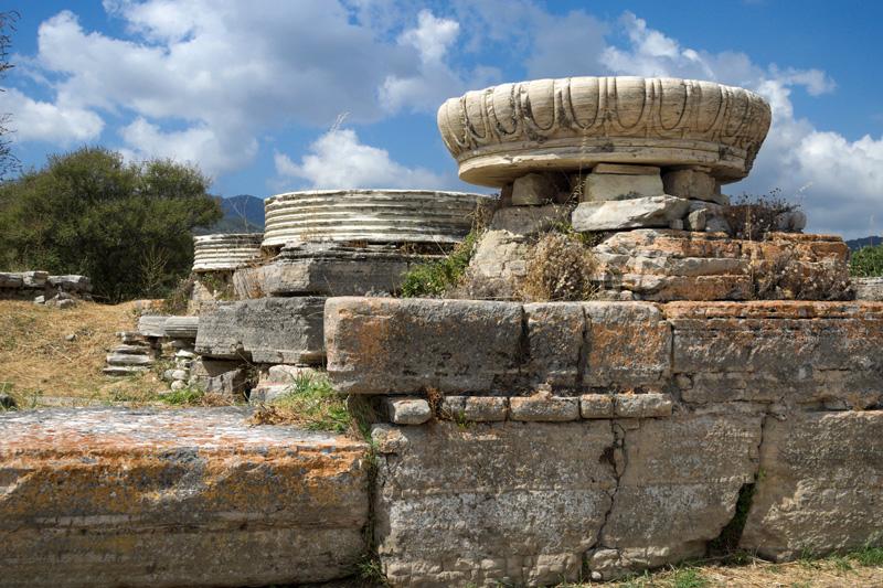 Santuario dedicato ad Hera