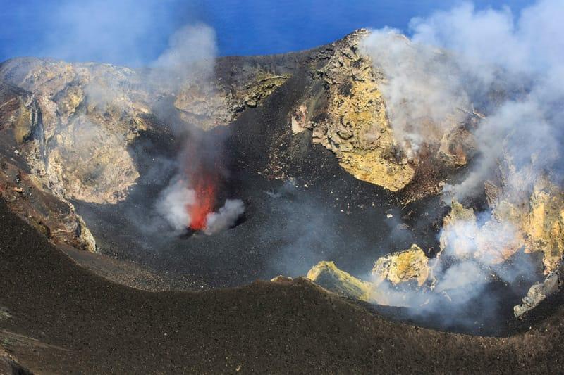 Cratere Stromboli