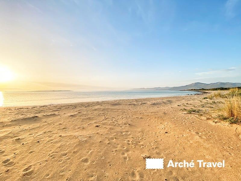 Spiaggia di Panagia Elafonisos Grecia