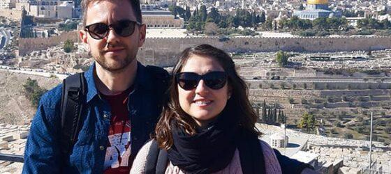 Racconto di Viaggio Giordania Israele Vitulano