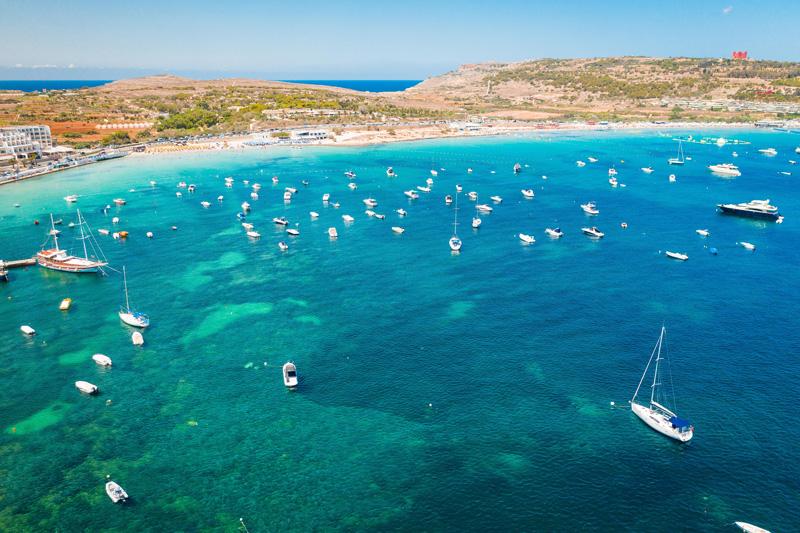 malta spiagge più belle