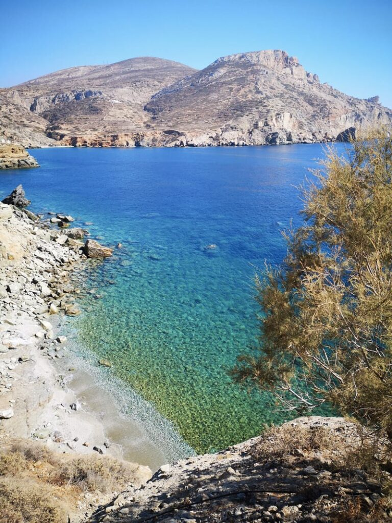 Folegandros isole Greche