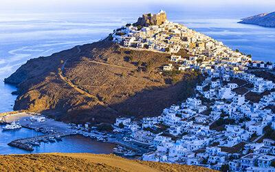 Blog di Viaggio Isole Greche - Astipalea
