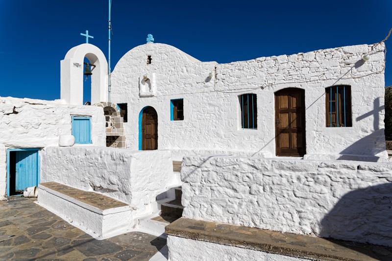 Monastero Santa Croce - nisyros