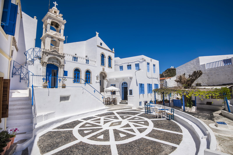Nikia - isola nisyros