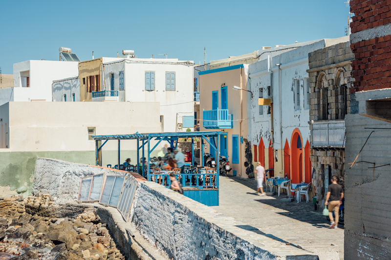 Ristorante isola nisyros