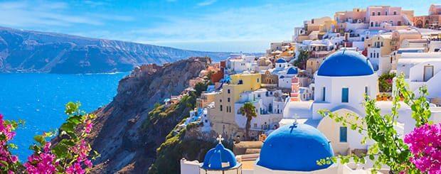 Tour Ios e Santorini