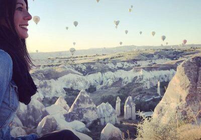 Racconto di Viaggio Turchia Pinzaglia