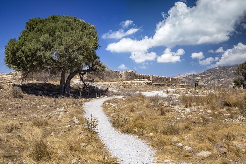 Castello di Antimachia