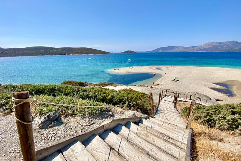 Great Sand (Megali Ammos) - Eubea