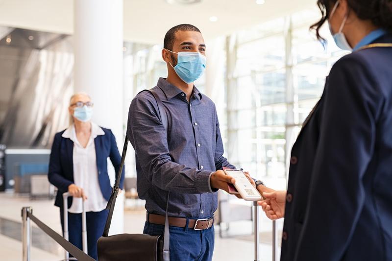Sicurezza in Aeroporto - emirati arabi coronavirus viaggi regole