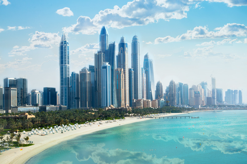 Emirati Arabi Dubai Marina