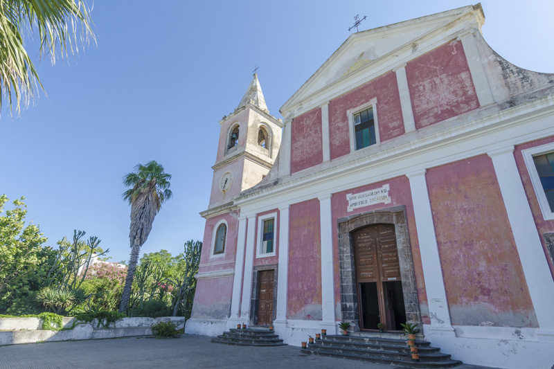 stromboli chiesa di san bartolomeo