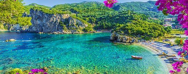 Tour Grecia Classica Mare Corfù - Viaggio in Grecia Classica e Corfù