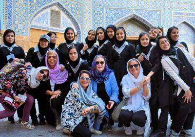 Racconto di Viaggio Iran Portelli